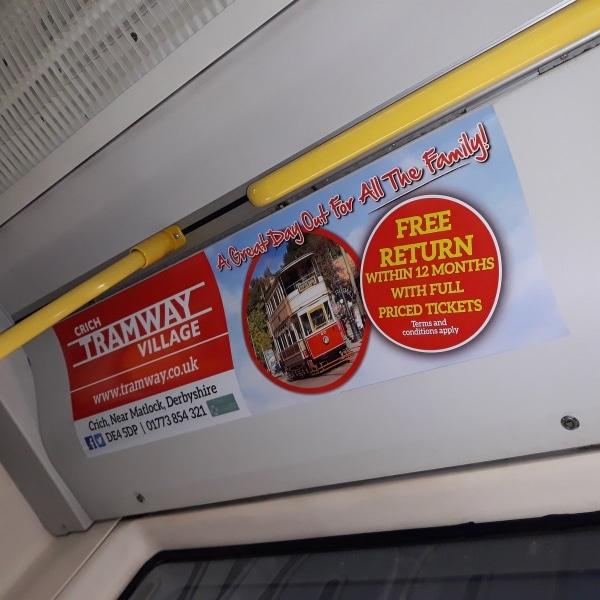 Crich Tramway Headliner NET