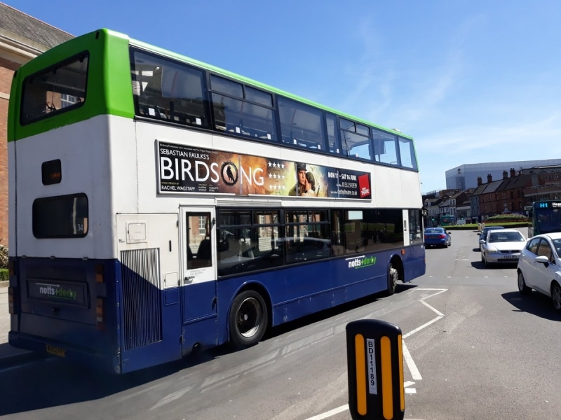 Birdsong Superside Notts & Derby