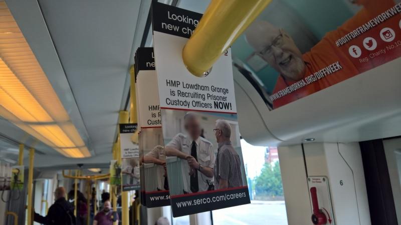 HMP Lowdham Hanging Straps