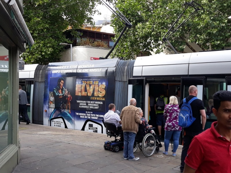 This Is Elvis Tram Supersqare NET