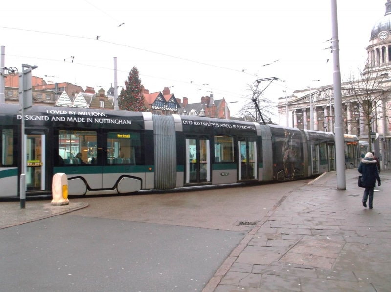 Games Workshop - Tram Tside