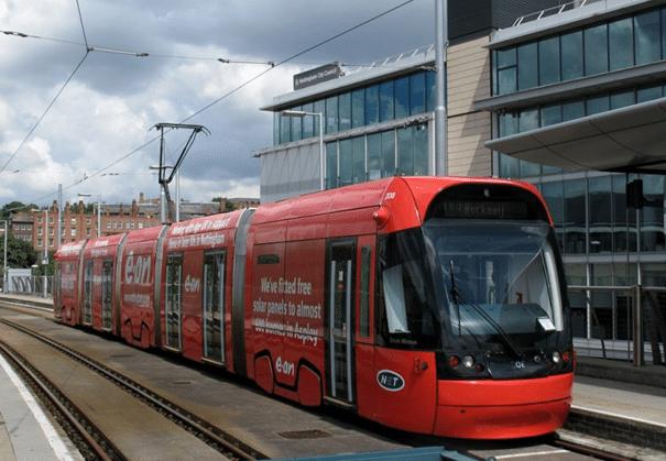 Tram Wrap 2