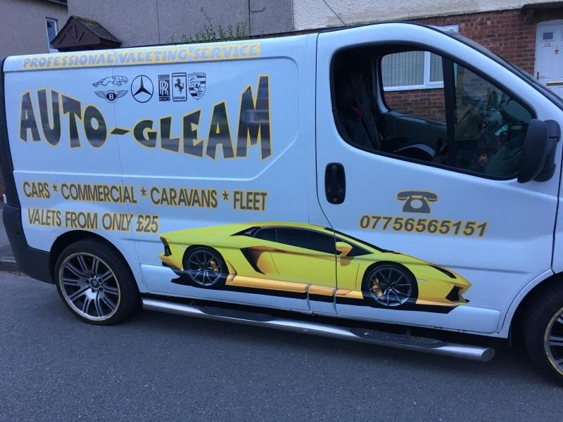 Auto Gleam - Van Livery #1