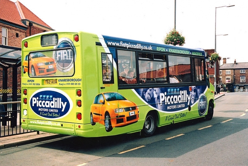 Piccadilly Bus