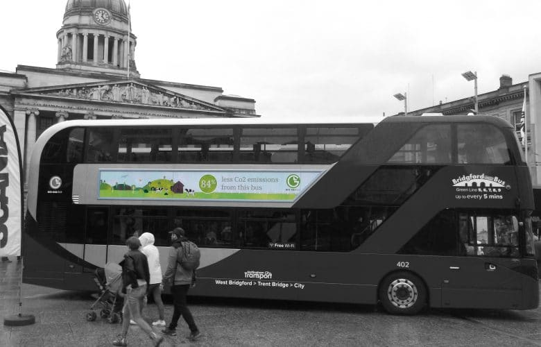 Super Edge Gas Bus NCT