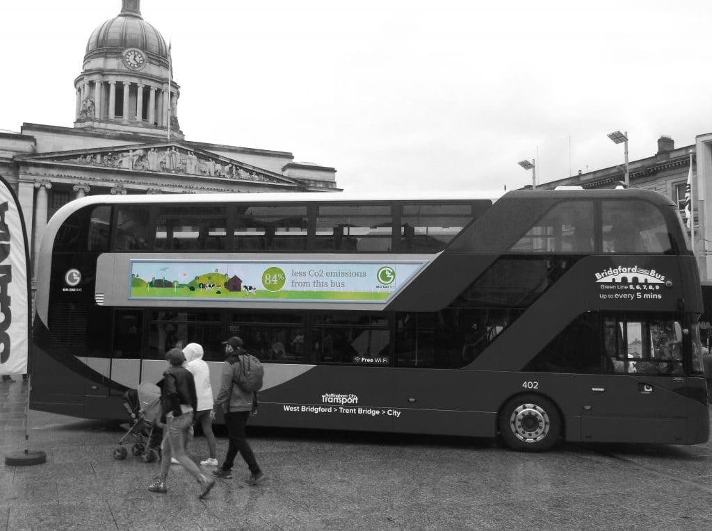 Super Edge Gas Bus NCT