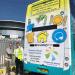 Homeless Charity Winner, Emmanuel House: Bus Advert in Nottingham