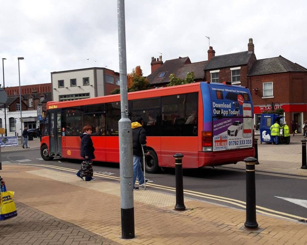 advertising campaign in stoke-on-Trent